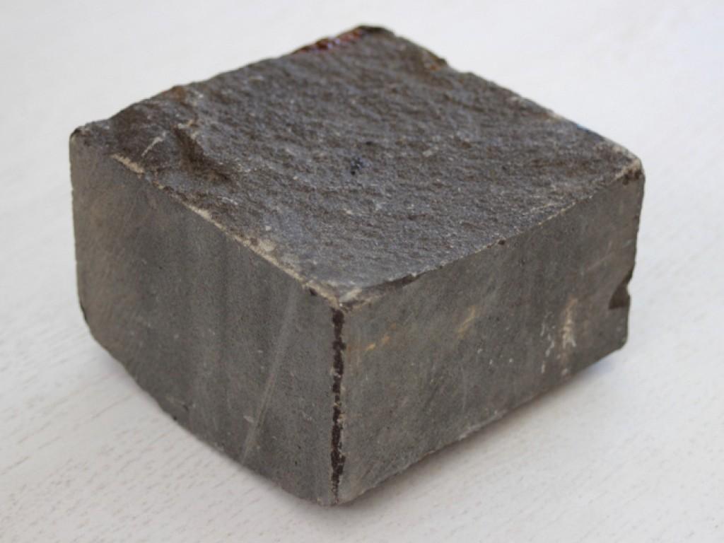 Bazalt vágott hasított kockakő