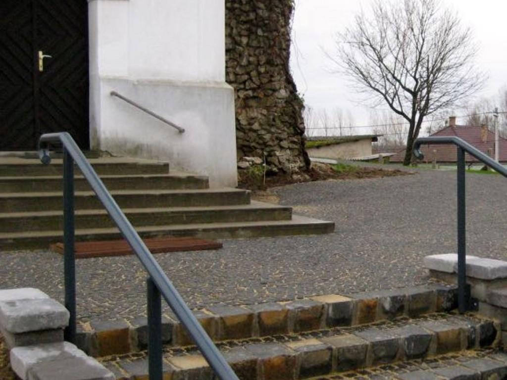 Templomkert, Ófehértó