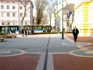 Kölcsey tér, Szeged