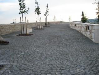 Szent György tér, Budai vár