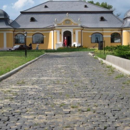 Tomcsányi kastély, Vásárosnamény
