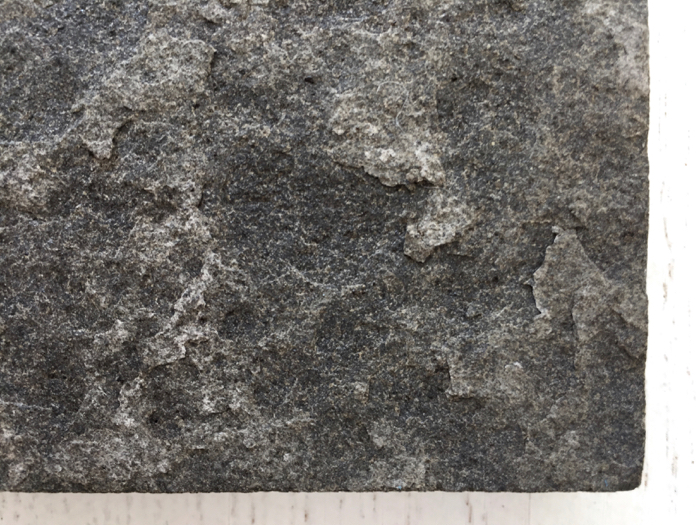 bazalt - lángolt felület